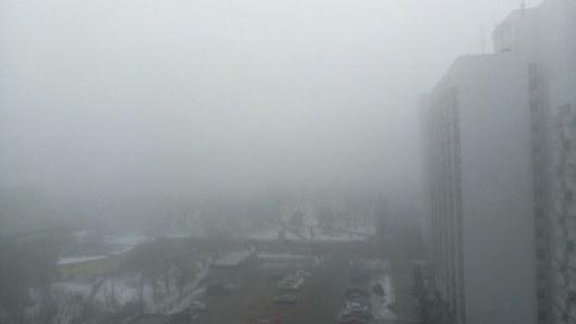 Киевлян встревожил стремительный запах гари внескольких районах города
